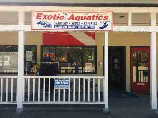 Exotic Aquatics Exterior