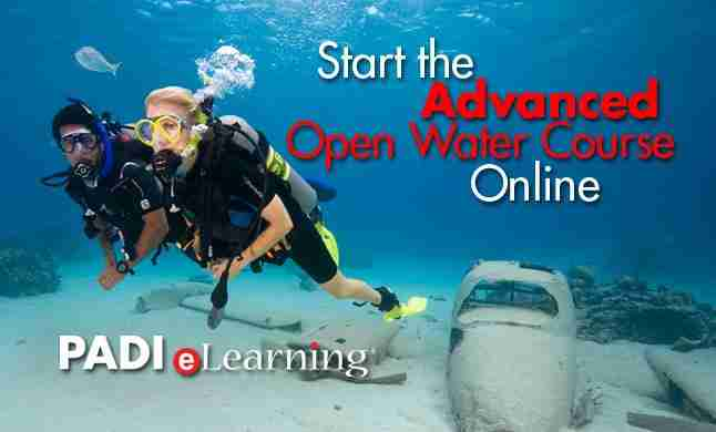 PADI Advanced Open Water eLearning