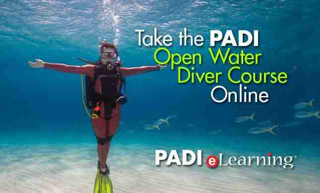 PADI Open Water eLearning