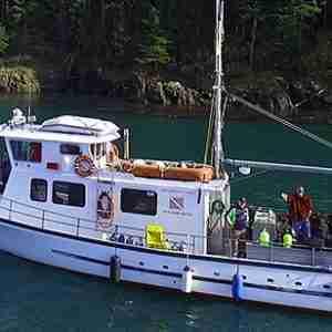 Lu-Jac's Quest Dive Boat