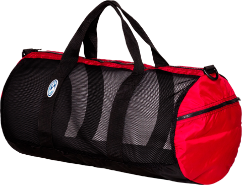 26in Mesh Duffle Bag