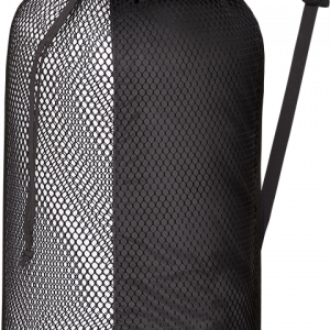 BVI Mesh Backpack Black