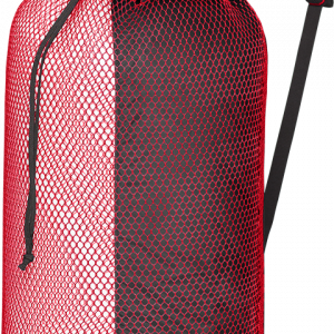 BVI Mesh Backpack Red
