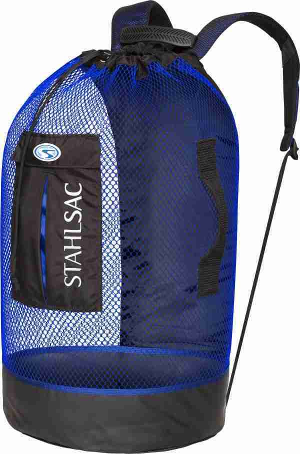 Panama Mesh Backpack Blue