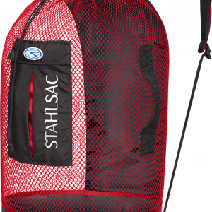 Panama Mesh Backpack Red