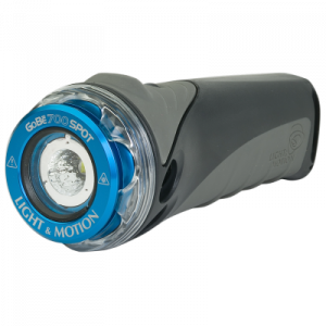 Light & Motion Gobe 700 Spot Dive Light