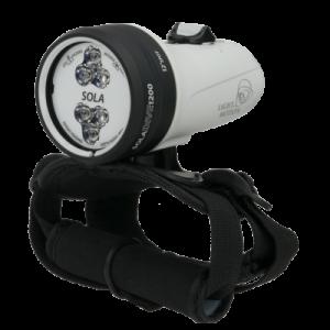 Light & Motion Sola 1200 Spot dive light