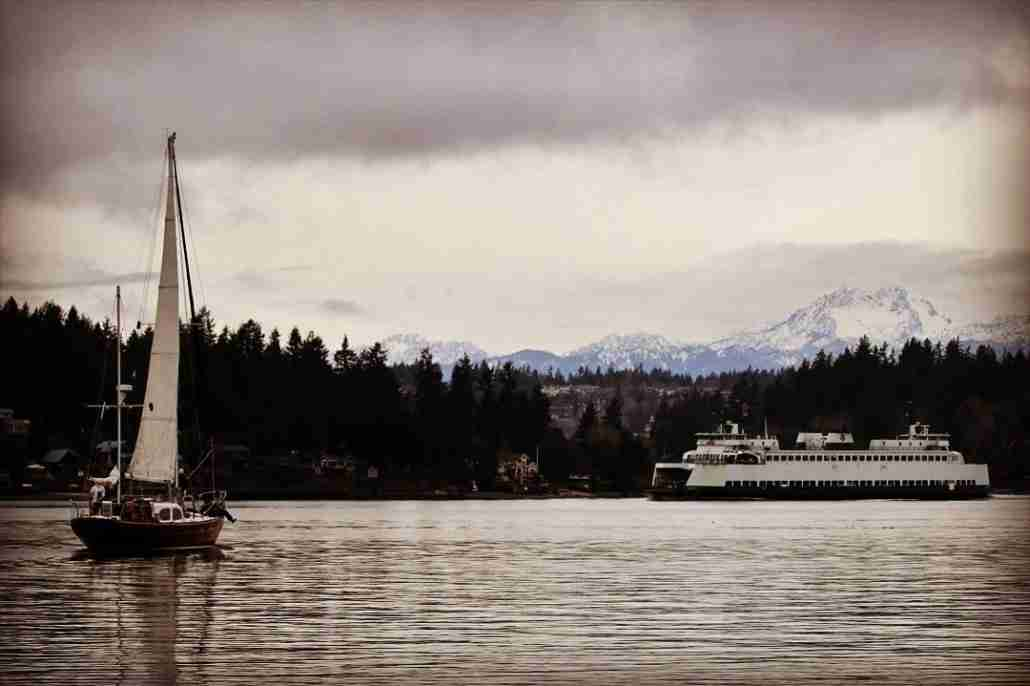 Sail Bainbridge Island sailboat charters