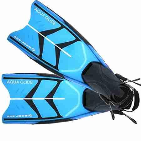 Deep See Aqua Glide Fins
