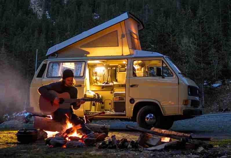 Pac Westy Campervan Rentals