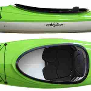 Eddyline Sky 10 Kayak Lime