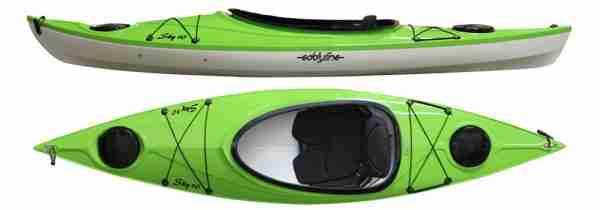 Eddyline Sky 10 Kayak Lime