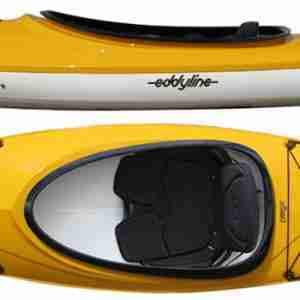 Eddyline Sky 10 Kayak Yellow
