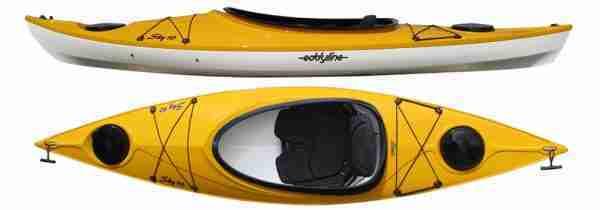 Eddyline Sky 10 Kayak Yellow