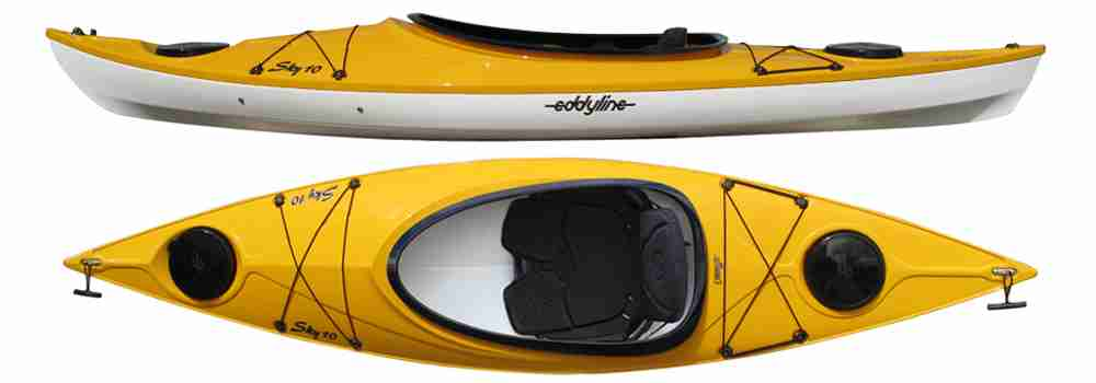 Eddyline Sky 10 Recreational Kayak