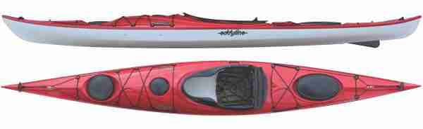 Eddyline Sitka LT in Red