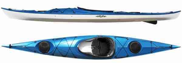 Eddyline Sitka ST Sapphire Blue